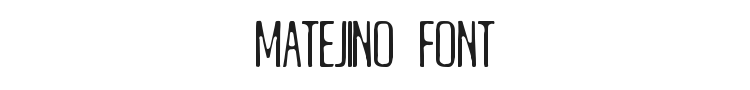 Matejino Font
