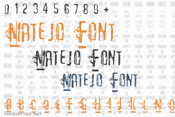 Matejo Font