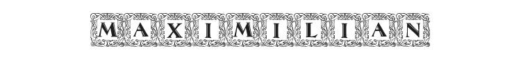 Maximilian Antiqua Font Preview