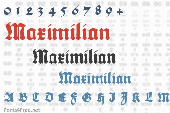 Maximilian Font