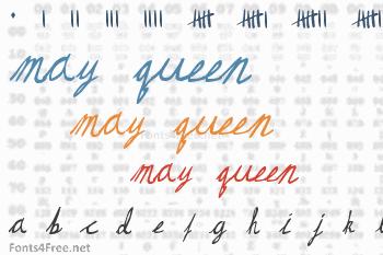May Queen Font