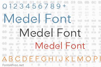 Medel Font