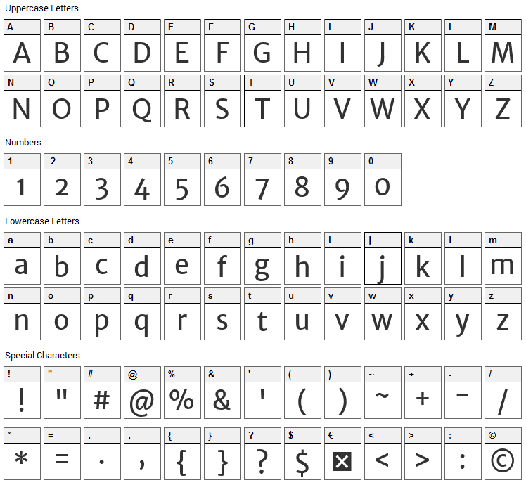 Merriweather Sans Font Download - Fonts4Free
