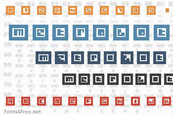 Metrobot Font