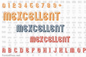 Mexcellent Font