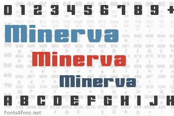 Minerva Font