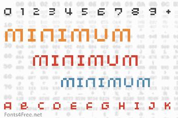Minimum Font