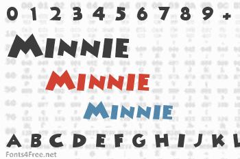 Minnie Font
