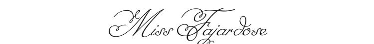 Miss Fajardose Font