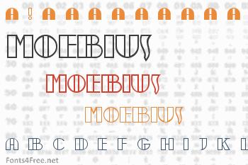 Moebius Font