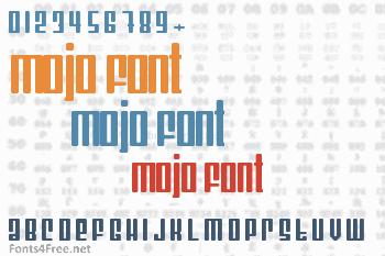 Mojo Font