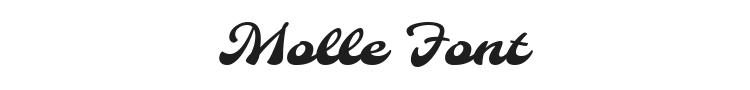 Molle Font