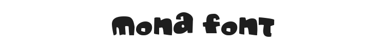 Mona Font Preview
