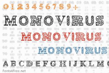 Monovirus Font