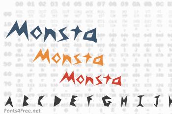 Monsta Font