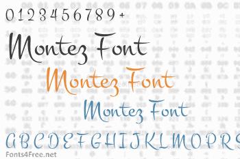 Montez Font