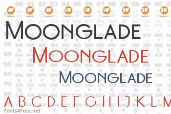 Moonglade Font