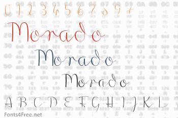 Morado Font