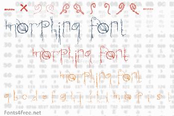 Morphina Font