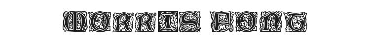 Morris Font