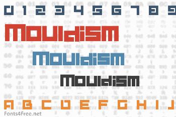 Mouldism Font