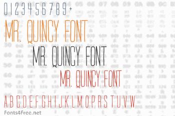 Mr. Quincy Font