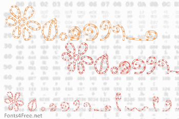 MTF Chunkiedoodle Font