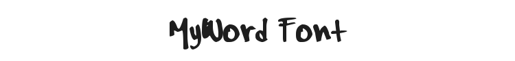 MyWord Font Preview