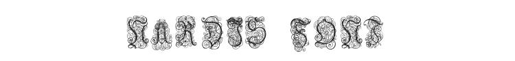 Nardis Font Preview