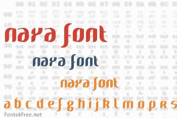 Naya Font