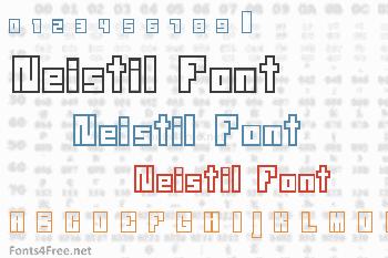 Neistil Font