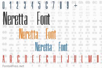 Neretta Font