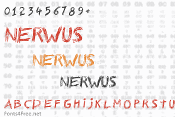 Nerwus Font