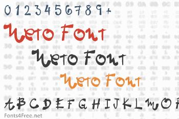 Neto Font