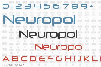 Neuropol Font