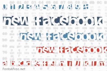 New Facebook Font