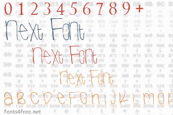 Next Font