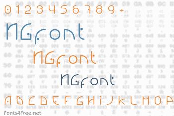 NGfont Font