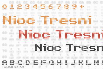 Nioc Tresni Font