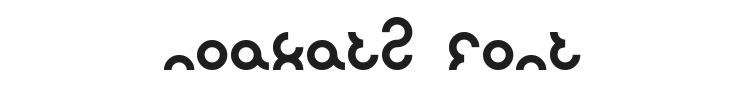 Noakatz Font Preview