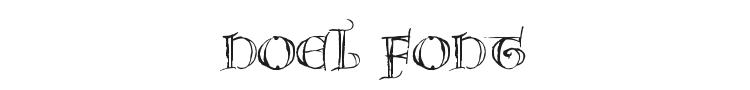 Noel Font Preview