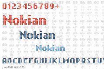 Nokian Font