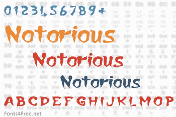 Notorious Font