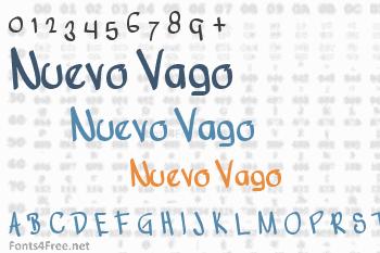 Nuevo Vago Font