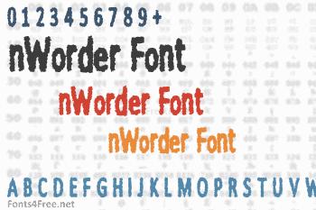 nWorder Font