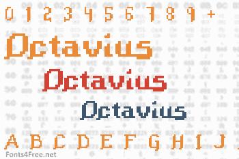 Octavius Font