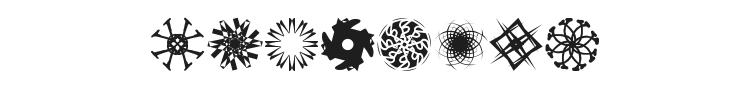 OddBats Font