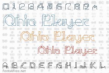 Ohio Player Font
