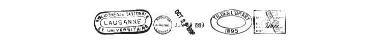 Old Seals Font