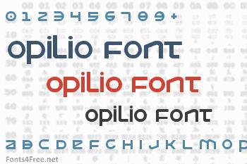 Opilio Font